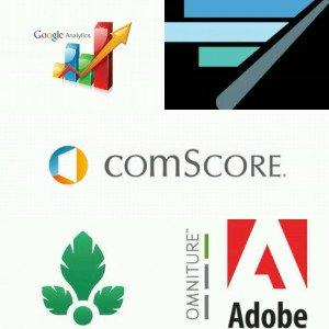 analytics provider logos